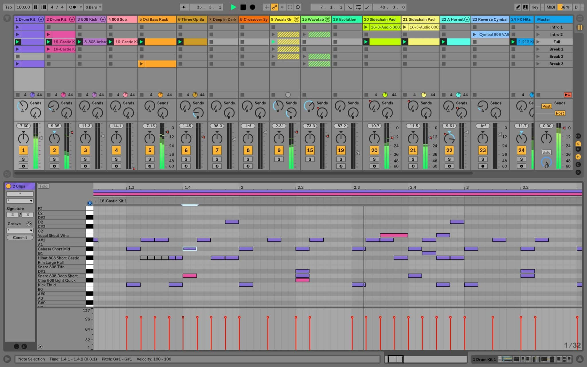 World-Class Ableton Live Production Courses in San Francisco's Best