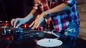 Turntablism-DJ