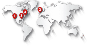 contact map worldwide